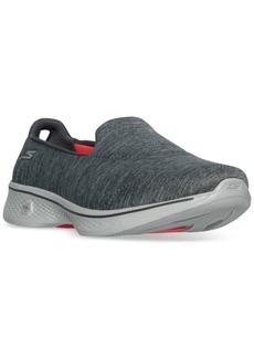 Skechers Women's GOwalk 4 - Gym Rat Wide Walking Sneakers from Finish Line