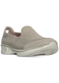 Skechers Women's GOwalk 4 - Propel Walking Sneakers from Finish Line