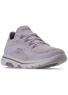 Skechers Women's GOWalk 5 Uprise Walking Sneakers from Finish Line