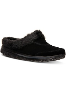 Skechers Women's GOwalk Embrace Casual Slipper Clogs from Finish Line