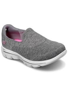 Skechers Women's GOwalk Evolution Ultra - Amazed Slip-on Wide Width Walking Sneakers from Finish Line