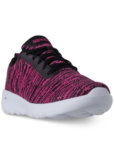 Skechers Women's GOWalk Joy Walking Wide Sneakers from Finish Line