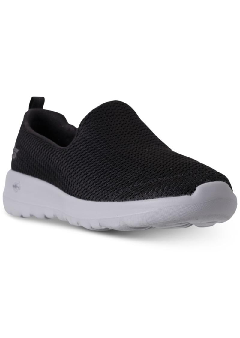 c00e239e311 Skechers Women s GOwalk Joy Wide Casual Walking Sneakers from Finish Line