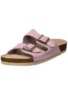 Skechers Women's Granola-Fresh Spirit-Classic Comfort Two Strap Slide Sandal