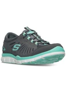 Skechers Women's Gratis - Big Idea Walking Sneakers from Finish Line