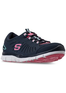 Skechers Women's Gratis - Big Idea Walking Sneakers from Finish Line