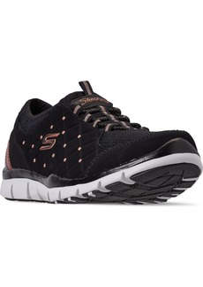 Skechers Women's Gratis High Class Walking Sneakers from Finish Line