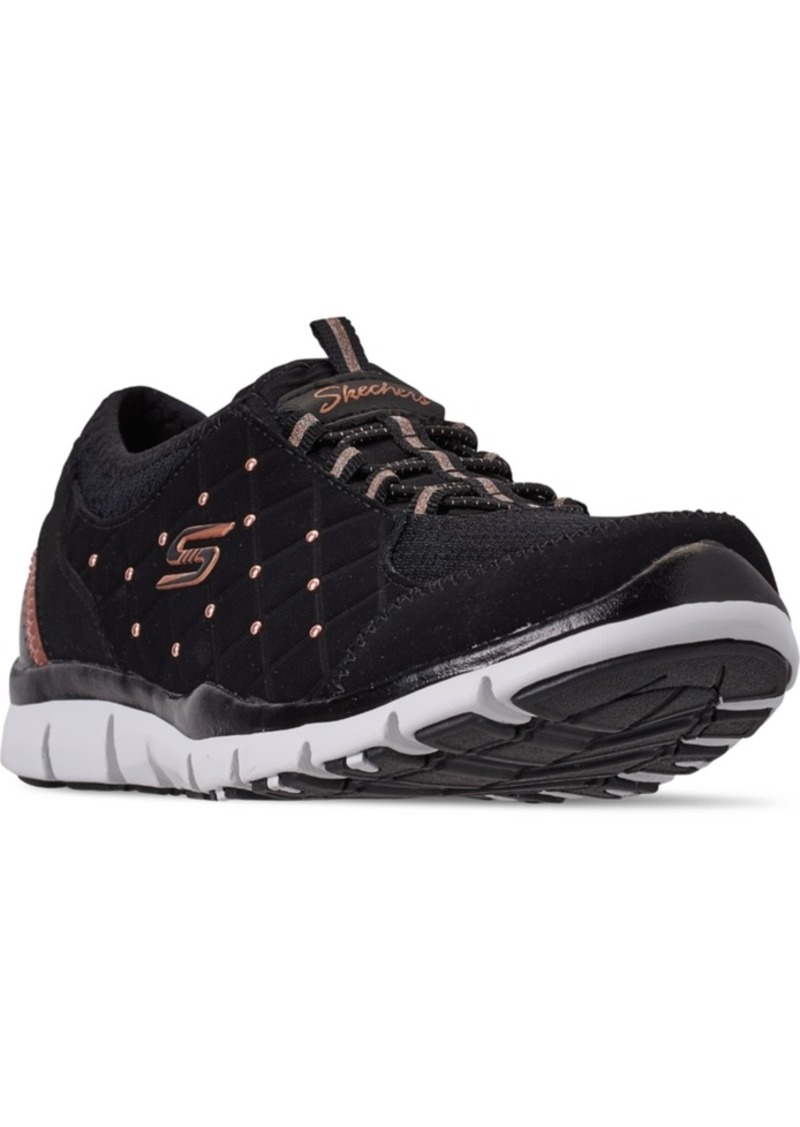 Skechers Women's Gratis High Class Walking Sneakers from Finish Line
