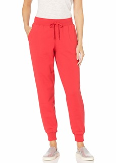 Skechers Women's Heritage Jogger Fleece Sweatpants high Risk red XL