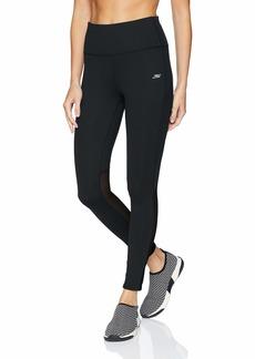 Skechers Women's Juniper High Waisted Mesh Yoga Pant Athleisure Legging  S