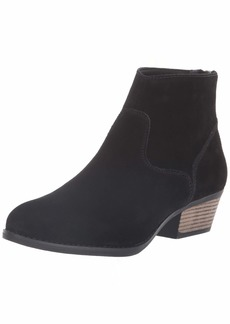 Skechers Women's Lasso - Caravel - Short Zip-On Ankle Boot