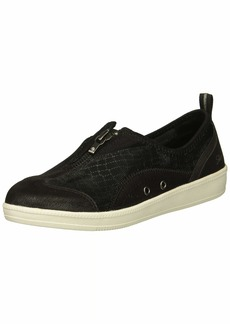 Skechers Women's Madison AVE-My District Sneaker BKW  M US