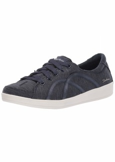 Skechers Women's Madison Ave-Take a Walk Sneaker NVY  M US