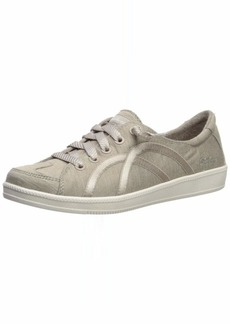 Skechers Women's Madison AVE-TAKE A Walk Sneaker TPE=Taupe  M US