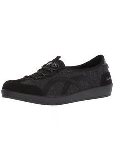 Skechers Women's Madison AVE-Urban Glitz Sneaker BKSL