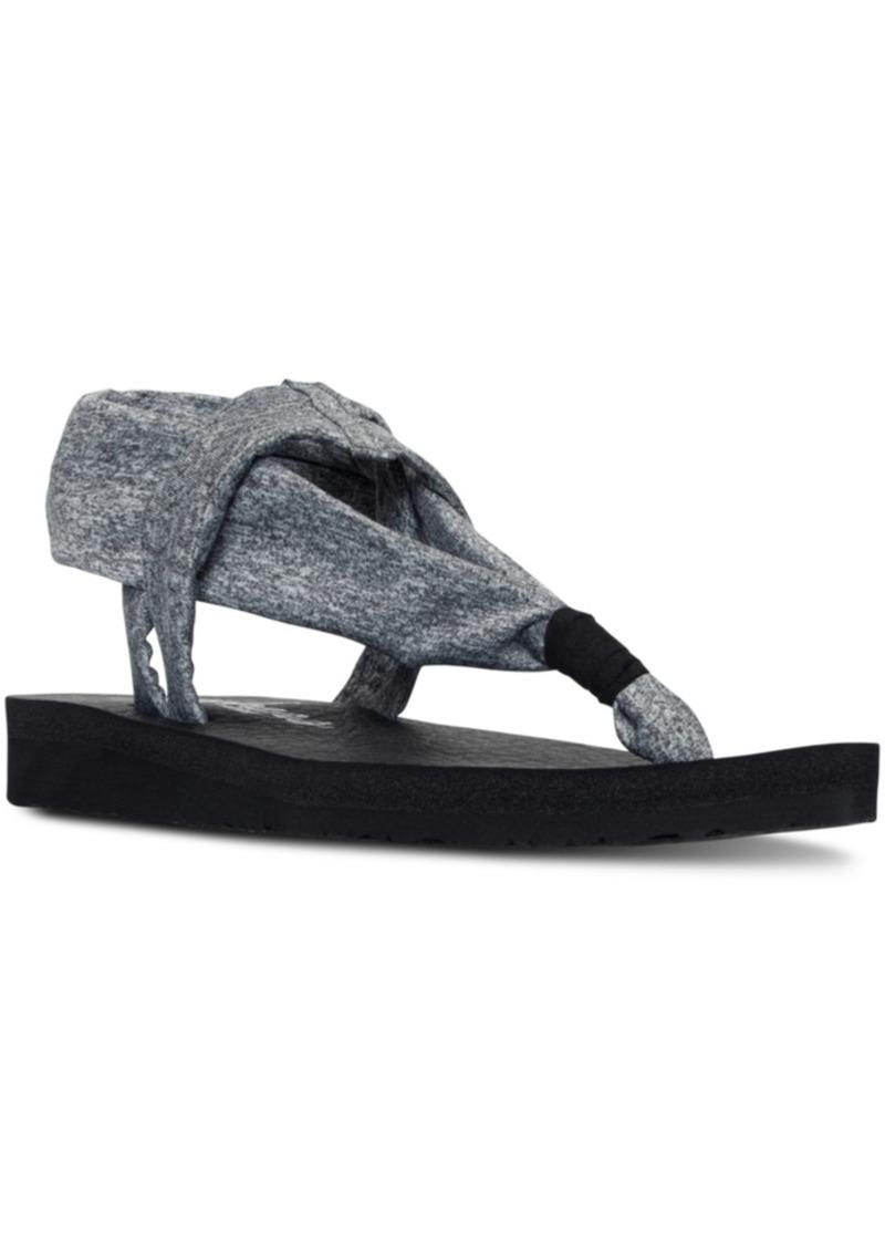 Women's Meditation Studio Kicks Comfort Flip Flop Sandals from Finish Line