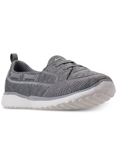 Skechers Women's Microburst - Wide Width Topnotch Casual Walking Sneakers from Finish Line