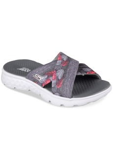 Skechers Women's On The Go - Tropical Flip Flop Thong Sandals from Finish Line