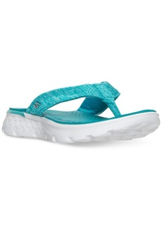 Skechers Women's On The Go - Vivacity Flip Flop Thong Sandals from Finish Line