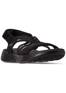 Skechers Women's On The Go 600 Strap Athletic Sandals from Finish Line