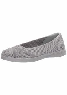 Skechers Women's ON-The-GO CAPRI-136206 Ballet Flat Gray  Medium US