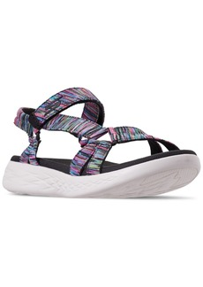Skechers Women's On-The-Go Dazzling Sport Athletic Sandals from Finish Line