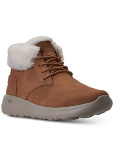 Skechers Women's On The Go Joy Lush Winter Boots from Finish Line