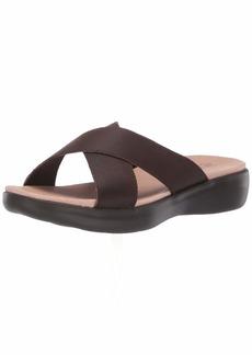 Skechers Women's ON-The-GO LUXE-1628 Slide Sandal   M US
