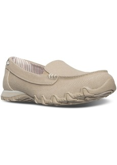 Skechers Women's Relaxed Fit: Bikers - Motoring Boat Loafer Casual Sneakers from Finish Line