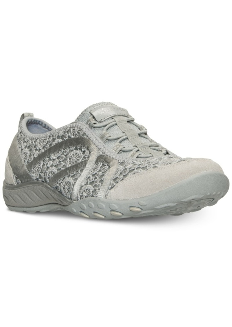 b98d48d5eb10 Skechers Women s Relaxed Fit  Bikers - Sweet Darling Casual Sneakers from  Finish Line