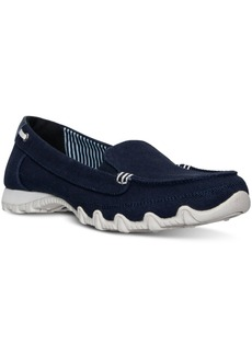 Skechers Women's Relaxed Fit: Bikers Motoring Casual Sneakers from Finish Line