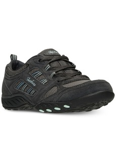 Skechers Women's Relaxed Fit: Breathe Easy - Good Luck Casual Walking Sneakers from Finish Line