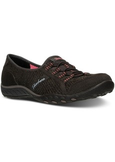 Skechers Women's Relaxed Fit: Breathe Easy - Save the Day Casual Sneakers from Finish Line