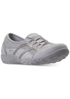 Skechers Women's Relaxed Fit: Breathe Easy - Well Versed Walking Sneakers from Finish Line