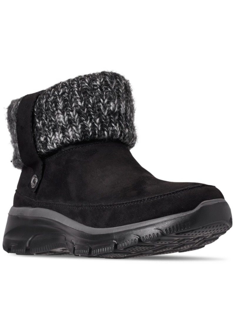 Skechers Women's Relaxed Fit Easy Going Heighten Boots from Finish Line