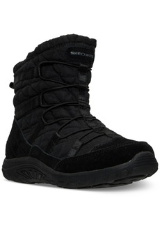 Skechers Women's Relaxed Fit: Steady Outdoor Boots from Finish Line