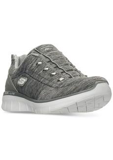 Skechers Women's Synergy 2.0 Wide Memory Foam Walking Sneakers from Finish Line