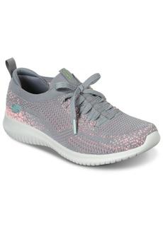 Skechers Women's Ultra Flex - Twilight Twinkle Walking Sneakers from Finish Line