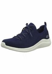 Skechers Women's Ultra Flex 2.0 Sneaker NVY  M US