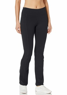 Skechers Women's Walk Go Flex 4 Pocket Boot Cut Pant Casual black XXL