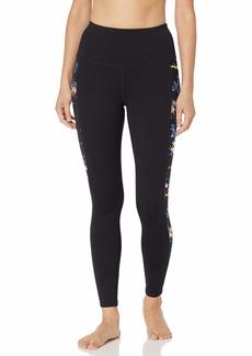 Skechers Women's Walk Go Flex High Waisted 2-Pocket Yoga Legging  L
