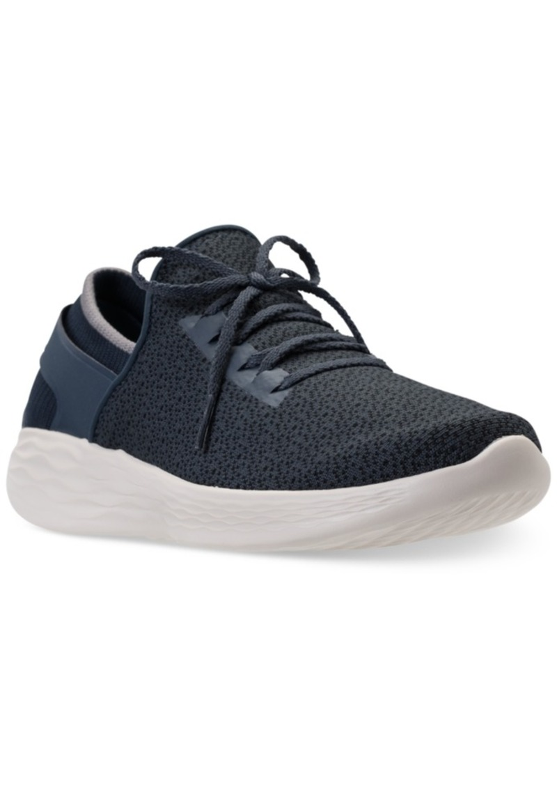 Skechers Women's You Inspire Lace-Up Casual Walking Sneakers from Finish Line
