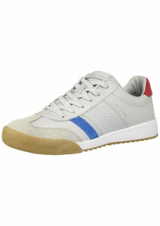 Skechers Women's Zinger Rockers. Leather and Suede Retro Trainer Sneaker GYBL