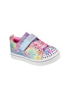 SKECHERS Sparkle Rayz Groovy Dreams Sneaker (Walker & Toddler)