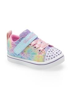 Skechers SKETCHERS Sparkle Rayz Groovy Dreams Sneaker (Walker & Toddler)
