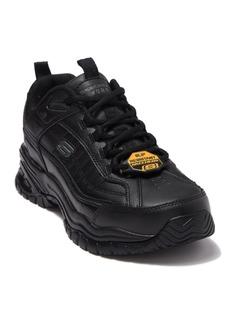 Skechers Soft Stride - Galley Slip Resistant Leather Sneaker
