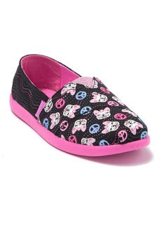Skechers Solestice 2.0 Peaceful Puppy Slip-On Flat (Toddler, Little Kid, & Big Kid)