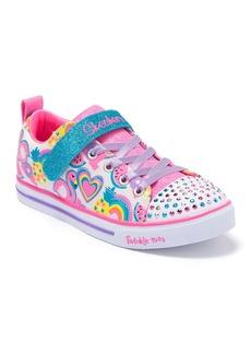Skechers Sparkle Lite Sparkle Friends Sneaker