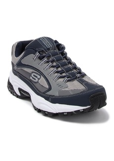 Skechers Stamina Lace-Up Sneaker