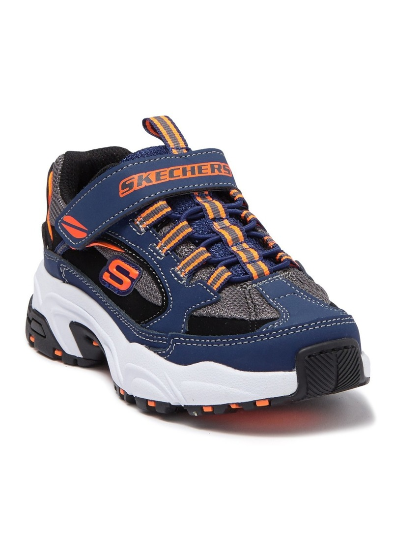Skechers Stamina Quickback Sneaker (Toddler & Little Kid)